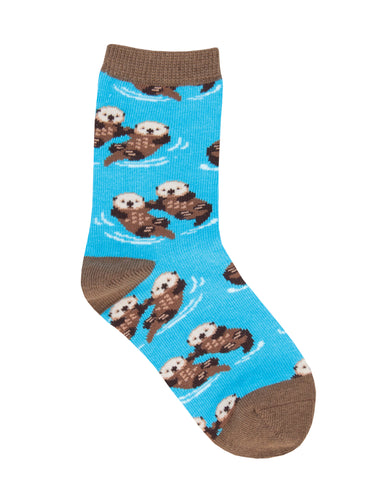 Otter Socks for Kids - Shop Now | Socksmith