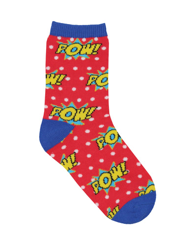 POW Socks for Kids - Shop Now | Socksmith