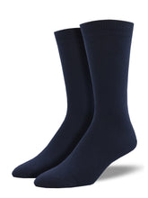 Bamboo Solid Socks for Men - Shop Now | Socksmith