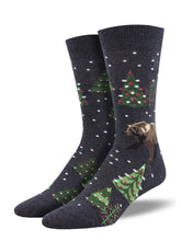 "Men's ""Beary Christmas"" Socks"