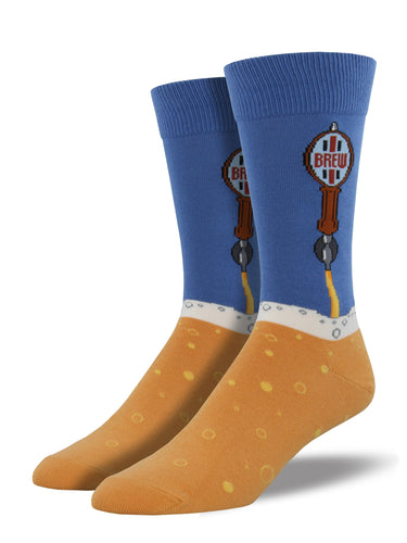 Beer Tap Socks for Men - Shop Now | Socksmith
