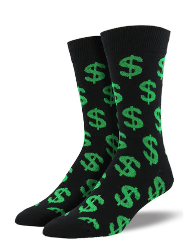 Money Socks for Men - Shop Now | Socksmith