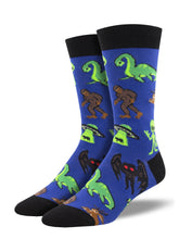 Cryptids Socks for Men.- Shop Now | Socksmith