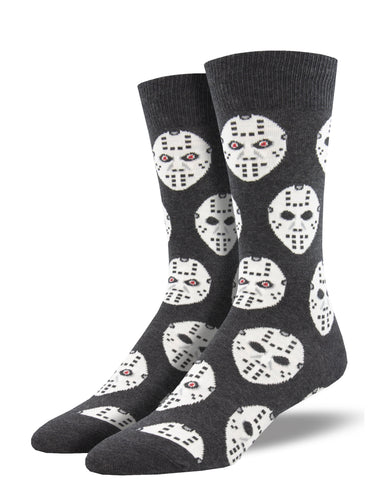 Men's Dress Socks - Halloween Socks