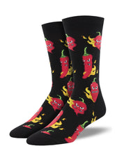 Hot Pepper Socks for Men - Shop Now | Socksmith