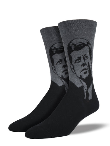 John F. Kennedy Socks for Men - Shop Now | Socksmith