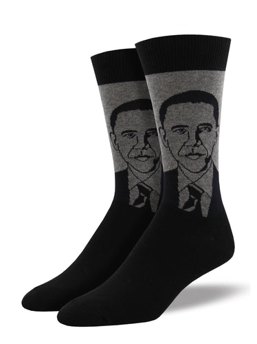Barack Obama Socks for Men - Shop Now | Socksmith