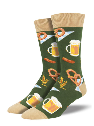 Oktoberfest Socks for Men - Shop Now | Socksmith