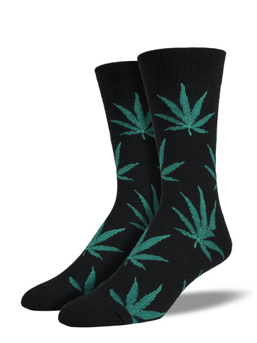 Marijuana Leaf Socks for Men - Shop Now | Socksmith