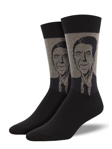 Ronald Reagan Socks for Men - Shop Now | Socksmith