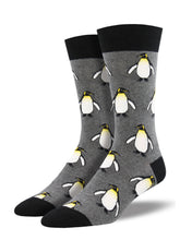 Emperor Penguin Socks for Men - Shop Now | Socksmith