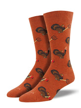 Turkey Socks for Men - Shop Now | Socksmith