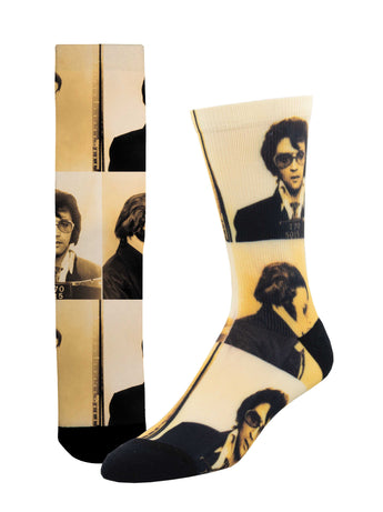 Mugshot Unisex Socks - Shop Now | Socksmith