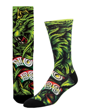 Ratsa Lion Unisex Socks - Shop Now | Socksmith
