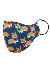 Corgi Dog Mask - Shop Now | Socksmith