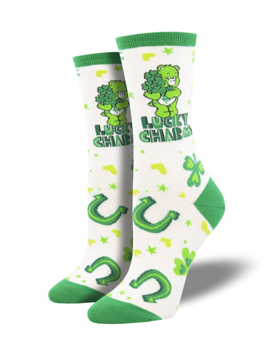 Care Bears Lucky Charm Socks for Women - Shop Now | Socksmith