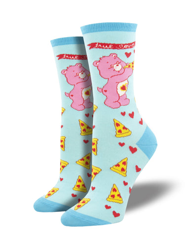 Care Bears Pizza Love Socks for Women - Shop Now | Socksmith