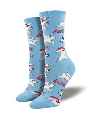 Coca-Cola Wonderland Socks for Women - Shop Now | Socksmith