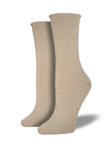 Simple Solid Socks for Women - Shop Now | Socksmith