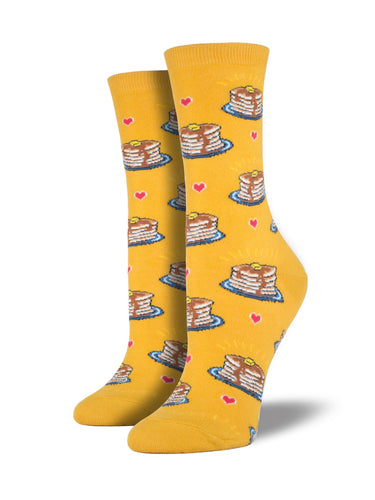 Pancakes Socks for Women - Shop Now | Socksmith