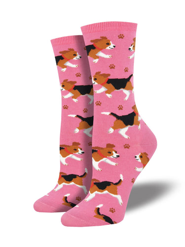 Beagle Socks for Women - Shop Now | Socksmith