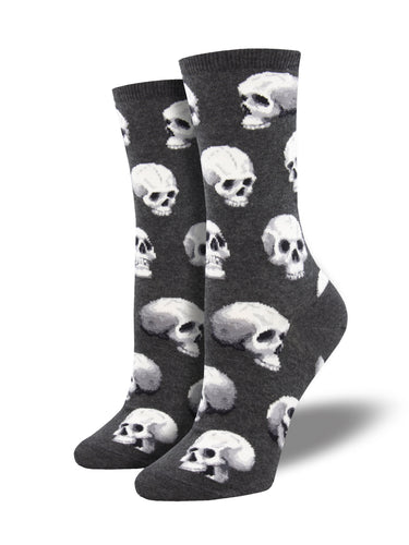 Skulls Socks for Women - Shop Now | Socksmith