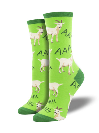 Screaming Goats Socks for Women - Shop Now | Socksmith