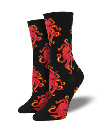 Octopus Socks for Women - Shop Now | Socksmith