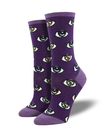 Fun Eye Socks For Women | Socksmith