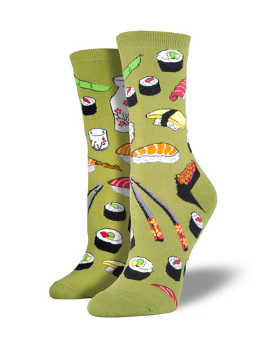 Sushi Socks for Women - Shop Now | Socksmith