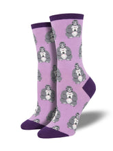 Kitten with Gorilla Socks for Women - Shop Now | Socksmith