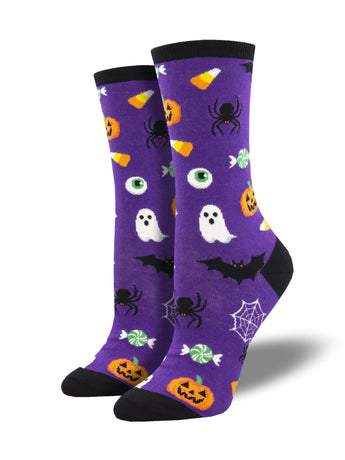 Ghost and Spider Socks for Women - Shop Now | Socksmith