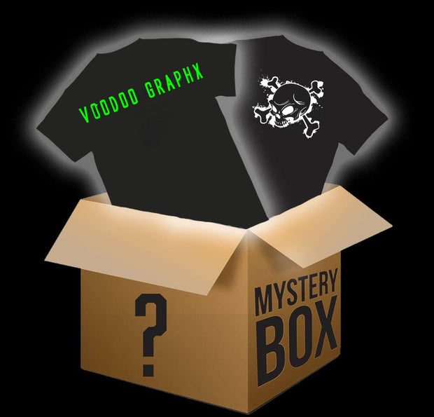 It's Mystery Box T-Shirt Time!