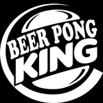 Beer Pong King - Voodoo Graphx