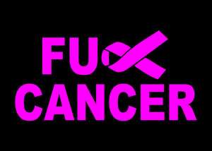 F**K Cancer - Voodoo Graphx