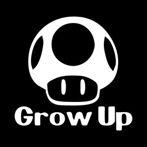 Grow Up - Voodoo Graphx