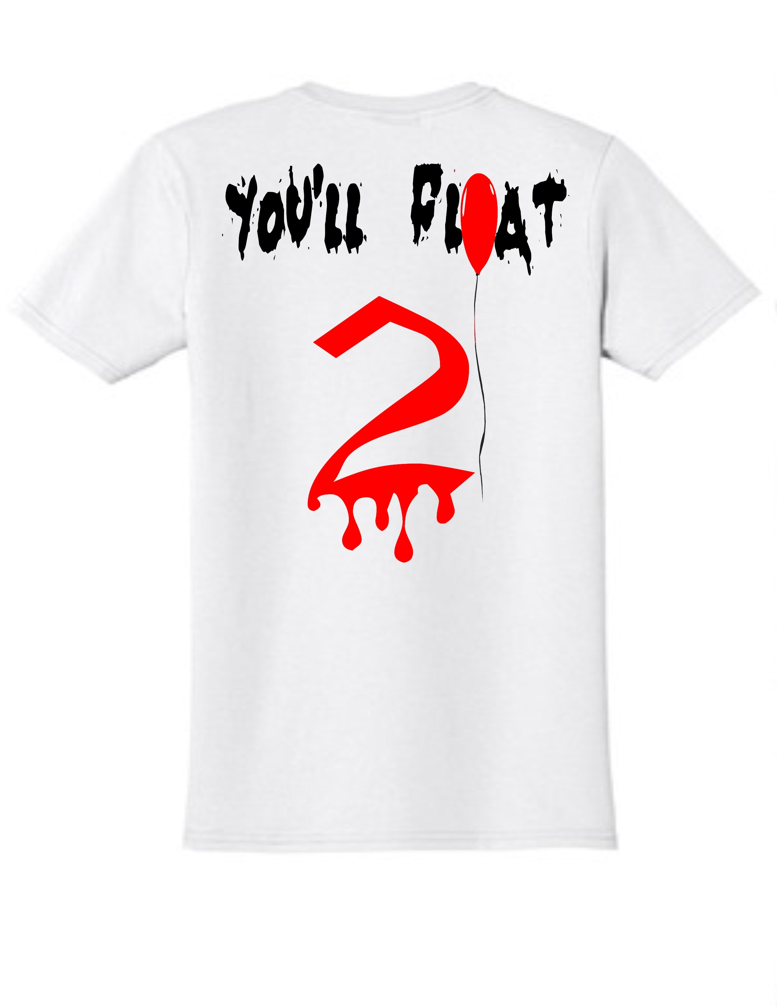IT Float Tee - Voodoo Graphx