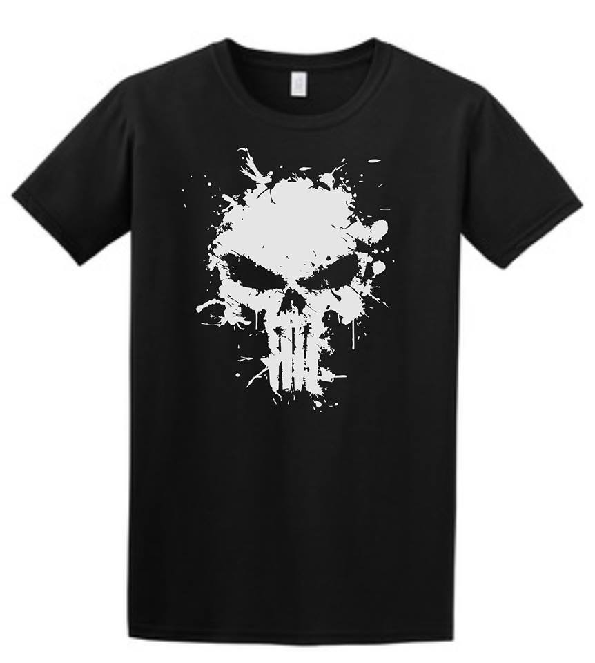 Punisher Tee - Voodoo Graphx