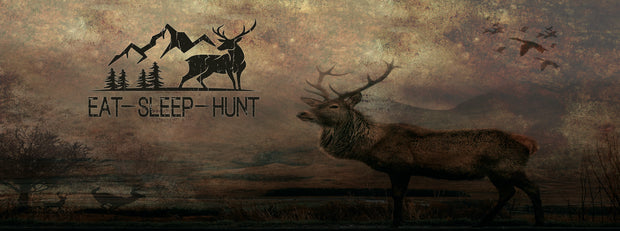 Eat-Sleep-Hunt Print