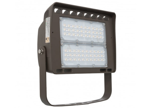 LF4 80W Architectural Series LED Flood Light with Trunnion