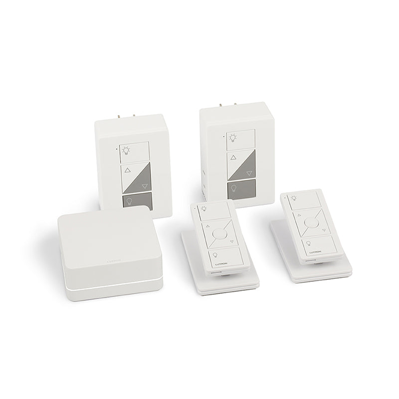 Lutron P-BDG-PKG2P Caséta Wireless Smart Lighting Kit