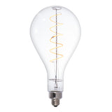 Bulbrite LED4PS52 4W LED Pear Shaped Grand Filament