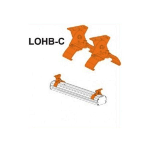 Westgate LOHB-C Surface Mounting Brackets