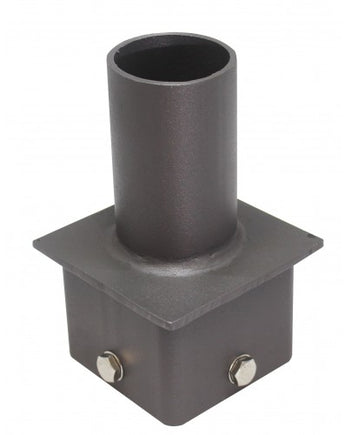 "PSS4SVTZ 4"" Square Pole Vertical Tenon"