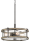 Kichler Barrington 4-lt Pendant