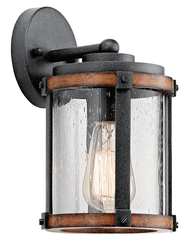 Barrington 1-lt Small Outdoor Wall Light