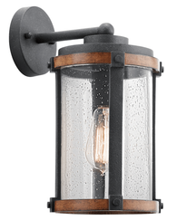 Barrington 1-lt Medium Outdoor Wall Light