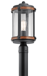 Barrington 1-lt Outdoor Post Light