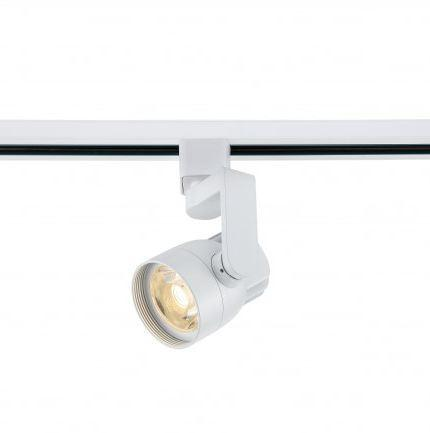 12 Watt LED Angle Arm Track Head
