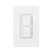 Lutron MA-L3T251 Maestro 300W Single Pole Dual Digital Fade Dimmer and 2.5 Ampere Timer